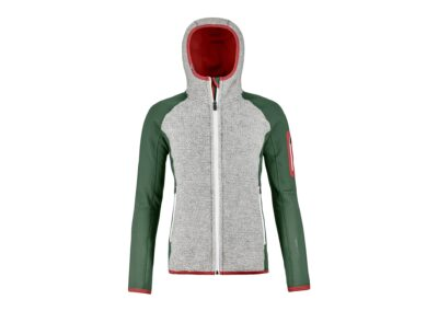 T139 – FLEECE PLUS HOODY W